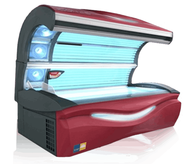 Dr. Muller Icon Tanning Bed